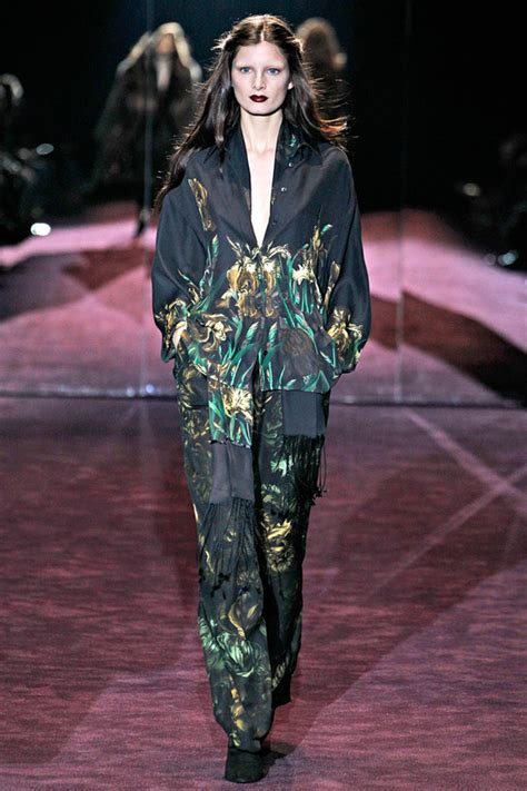 Catwalk To Carpet Camilla In Gucci by Gucci Fall Winter 2012 Searching For Style