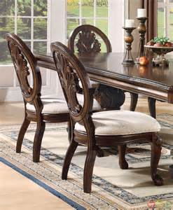 cherry traditional 5 dining room set