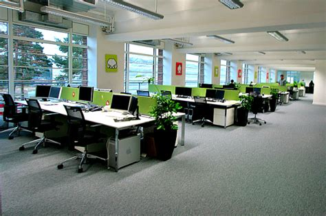 office pictures success in an open office
