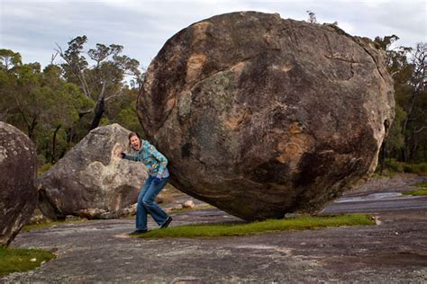 boulder rock karragullen martin pot photography blog