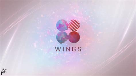 wallpaper bts logo bts wings logo wallpaper by starzphoenix on deviantart