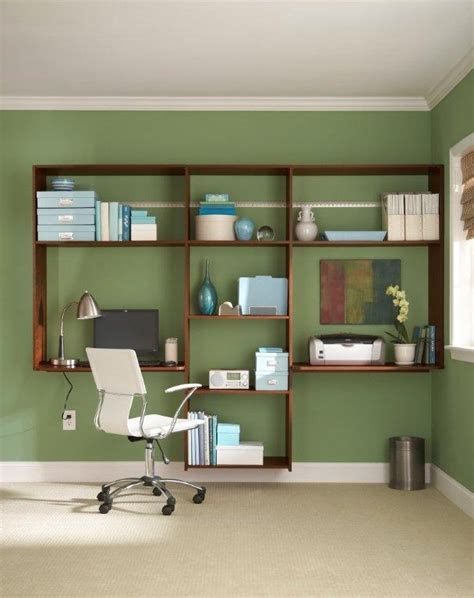 Home Office Design Storage 39 Cool Storage Idea For A Home Office Interior God