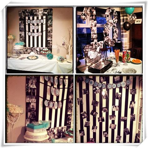 colour themes for 18th birthday 18th birthday party tiffany blue style teen party ideas