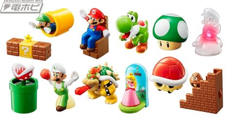 Gendongan Sing Baby Snooby Line Series new mario happy meal toys are coming to japanese mcdonald
