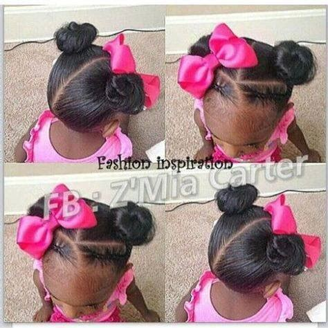 Black Infant Hairstyles by 21 Adorable Toddler Hairstyles For Hair