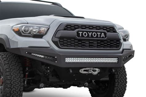 Toyota Tacoma Rear Bumper Buy Toyota Tacoma Honeybadger Front Bumper Addoffroad