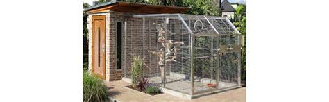 gabbie per calopsite vendita voliere per pappagalli in acciaio animalmania