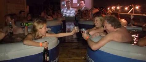 Bathtub Cinema by Make A Splash At York S Newest Evening Out Tub