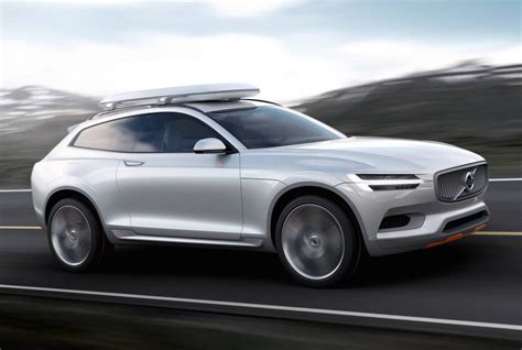 Xc Volvo Volvo Xc40 Suv Coming In 2018 All New V40 In 2019