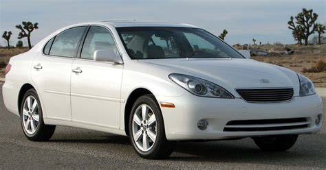 lexus es300 2006 legendary of luxury car lexus es 330 design automobile