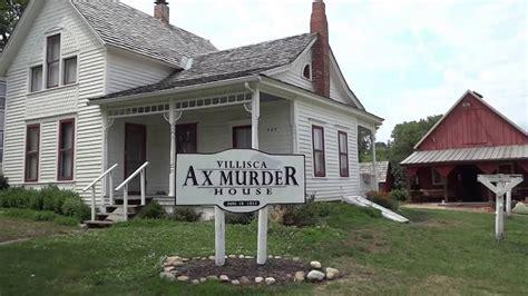 villisca axe house villisca axe murder house tour youtube