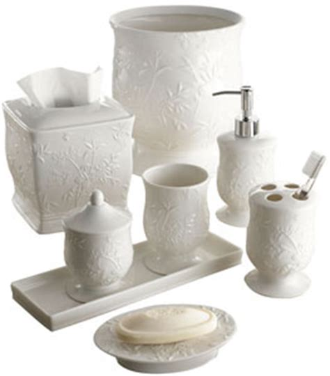 porcelain bathroom accessories sets butterfly bath accessories from abchome