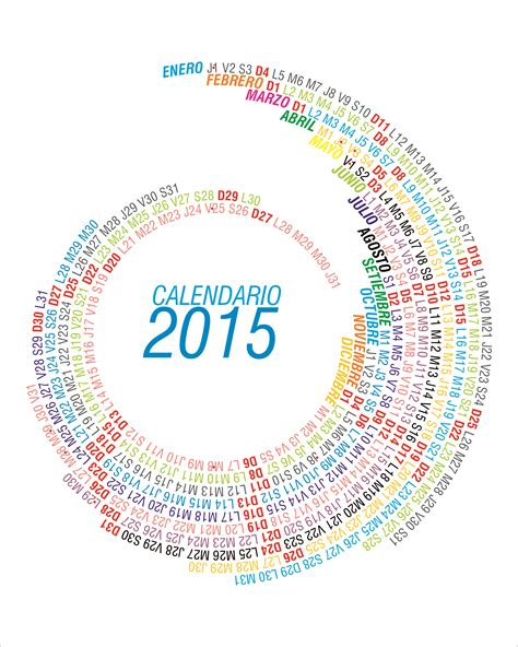 Calendario A Buen Paso 2015 Calendario Planeador 2015 A Cocachos Aprend 237 A Hacer