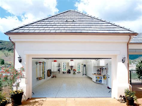Top Rated Floor Plans garage envy traditional garage los angeles by