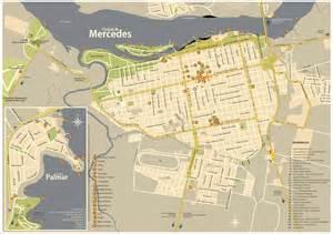 Mercedes Plano Mapas Y Planos Soriano Turismo