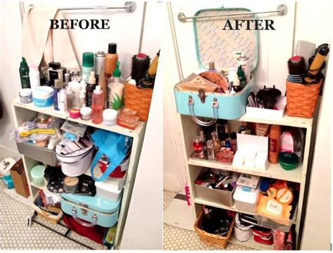 before and after organizing 6 simple tips for getting organized proof they work