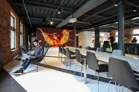 Lightspeed Shower by Lightspeed S Historic Headquarters In Montreal Techvibes