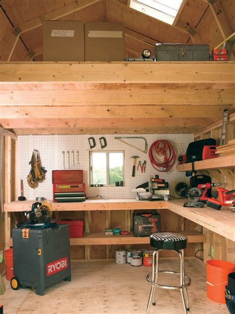 design  man cave worthy   grunt diy storage shed