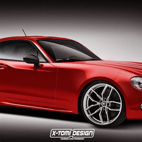 New Datsun 240z by New Fiat 124 Spider Reimagined As A Datsun 240z Coupe
