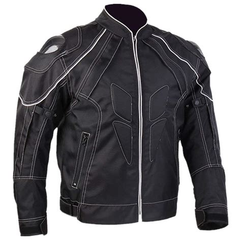 black motorbike jacket black motorcycle jackets with carbon fiber armor shoulder