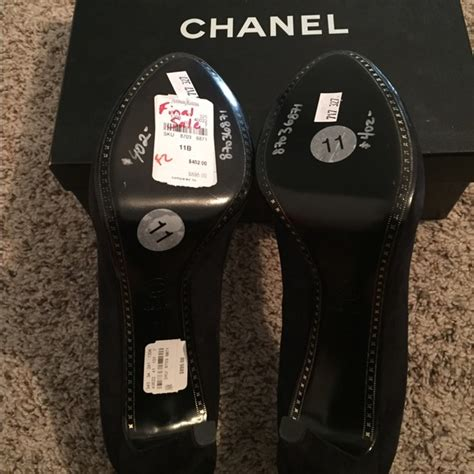 Brand New Chanel Espa Shoes 39 chanel shoes brand new blue suede patent toe chanel pumps from sazzyglam s closet