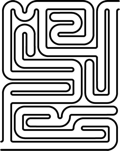 printable simple maze free easy printable mazes for pre schoolers freebies