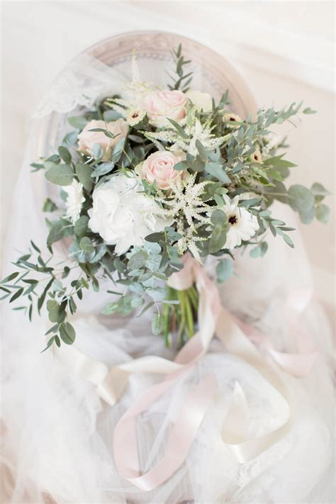 Wedding Pink Flowers blush pink wedding flower ideas whimsical