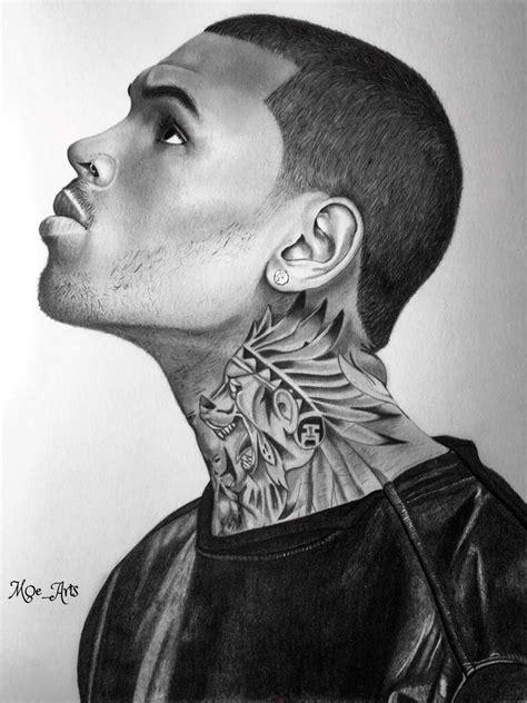Chris Brown   Art Amino