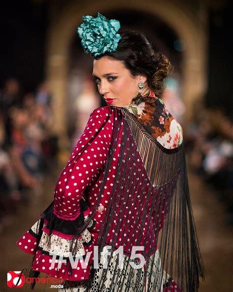 imagenes we love flamenco lola azahares we love flamenco 2015 moda flamenca