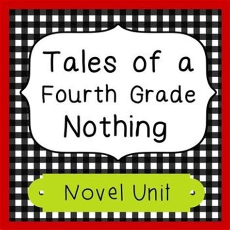 tales of a fourth grade nothing book report 39 best images about novel studies on louis