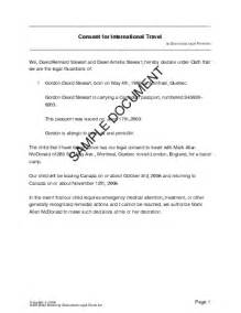 Authorization Letter For Child Custody child custody letter of recommendation templates f if if if i f o r y