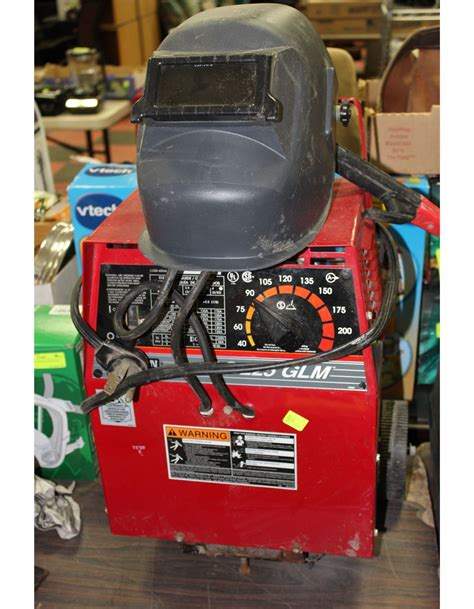 lincoln tig 225 lincoln ac 225 glm arc welder