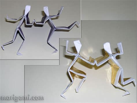 Top 10 Origami Models - gallery favorite origami models folded by mari