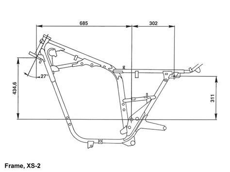 bobber xs650 chopper wiring diagram yamaha wiring diagram