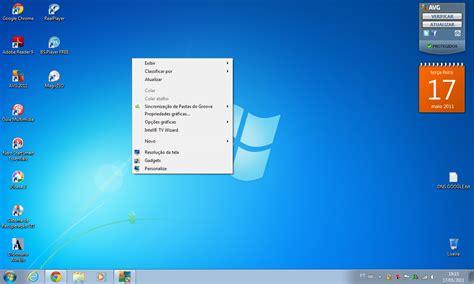 Windows 7 Starter Do Shadowvp Windows 7 Starter Trocando Papel De Parede