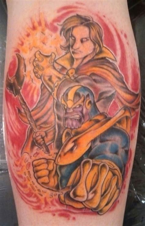 gauntlet tattoo design infinity gauntlet by 2barquack on deviantart