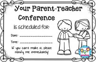reminder templates for teachers create abilities parent conferences 10 tips and