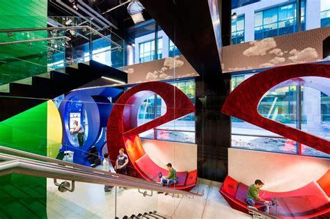 google dublin nuevo dise 241 o en las oficinas google de dubl 237 n very nice