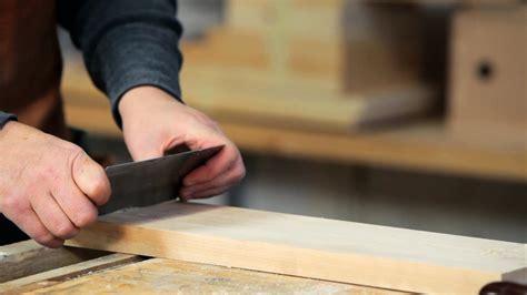 cabinet scraper woodworking youtube