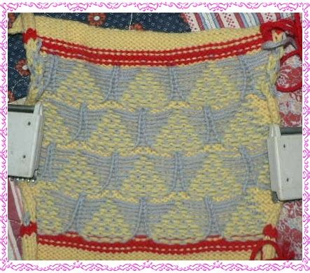 knitting floats machine knitting is my april 2012