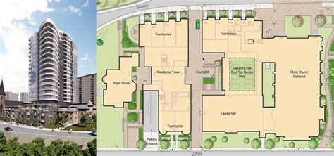 Toronto Floor Plans Cathedral Hill