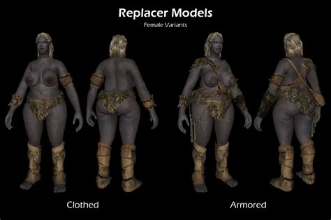 More Female Monsters Skyrim Adult Mods Loverslab