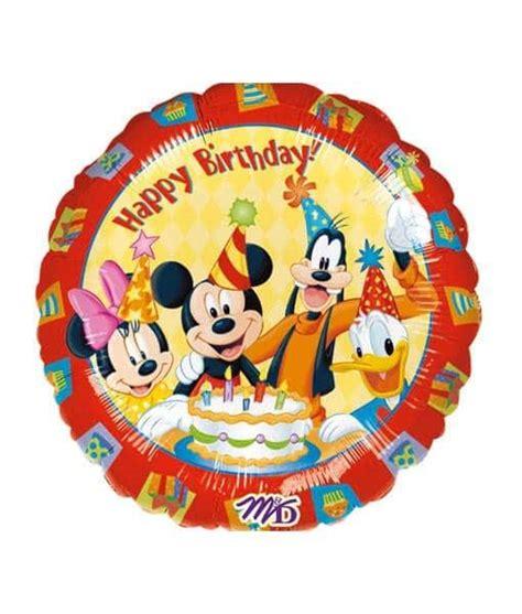 Balon Happy Birthday Mickey Mouse 22094 balon folie mickey friends happy birthday baloane mickey baloane aniversari baloane