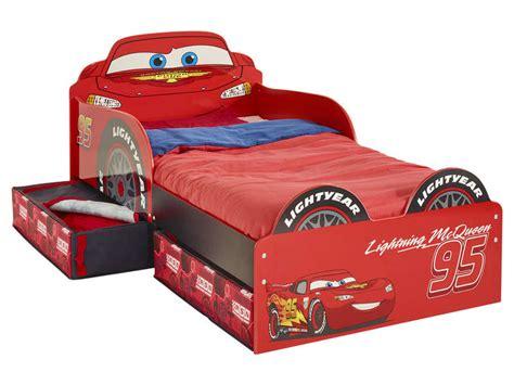 rangement pour lit cars