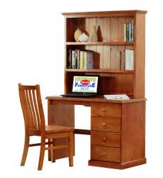 Student Desk With Hutch Bass Student Desk And Hutch Fiveways New Used Furniture Sales
