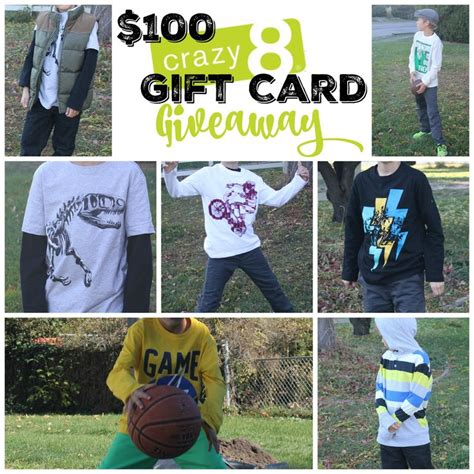 Crazy 8 Gift Card - 17 best images about abby birthday ideas on pinterest woodland creatures broccoli