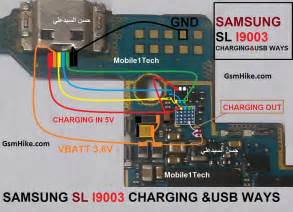 charging capacitor problem samsung i9003 galaxy sl usb ways charging jumper solution gsmhike