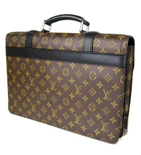 louis vuitton larry briefcase laptop bag  sale