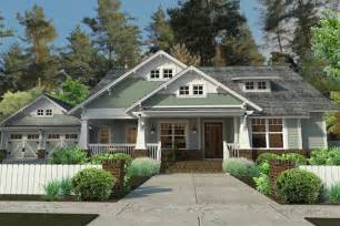 bungalow home plans craftsman style house plan 3 beds 2 baths 1879 sq ft