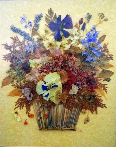 imagenes flores secas 123 mejores im 225 genes sobre cuadros con flores secas en